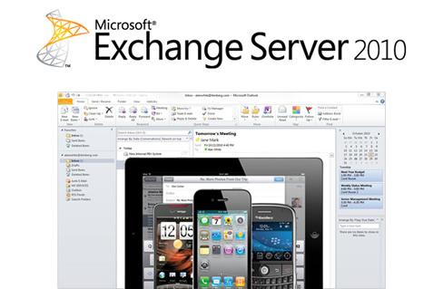 Nuevo Servicio Microsoft Exchange 2010