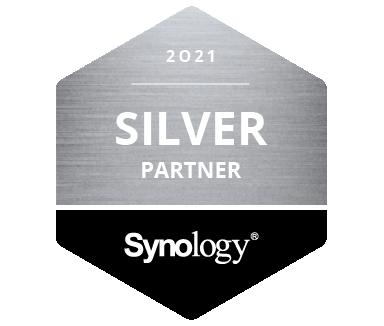 Synology Silver Partner 2021 Tenerife